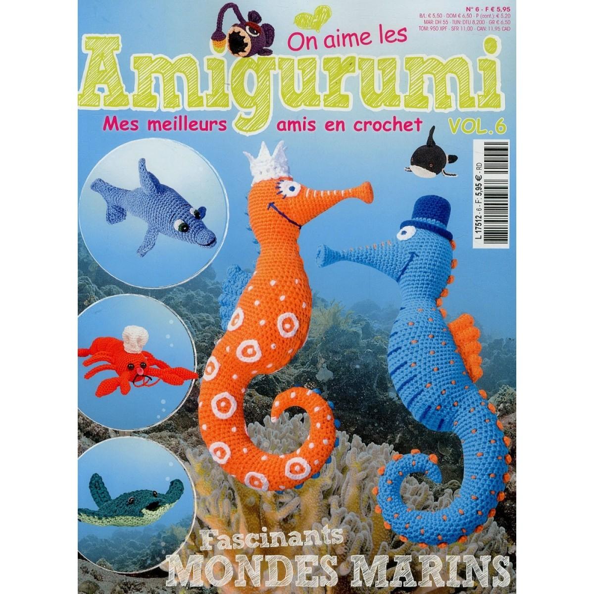 Petites Magazine Amigurumi : Magazine Amigurumi pas cher - Tricot & Crochet - Mag24