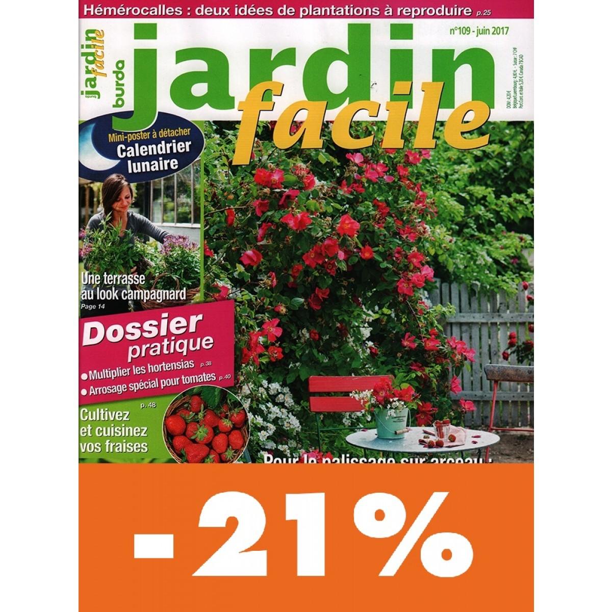 abonnement jardin facile pas cher mag24 discount. Black Bedroom Furniture Sets. Home Design Ideas