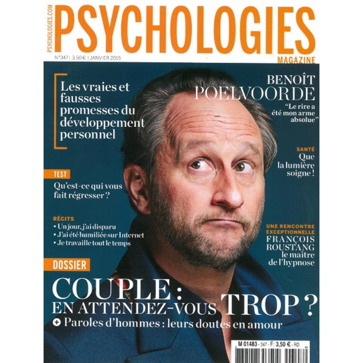Abonnement psychologies magazine boutique mag24 for Abonnement psychologie magazine