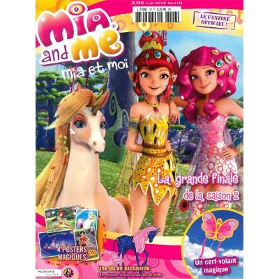 Abonnement mia and me pas cher mag mia et moi mag24 - Mia et moi saison 2 ...