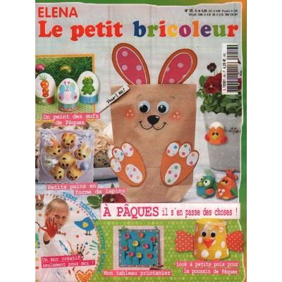 Abonnement elena petit bricoleur pas cher mag24 enfant - Les petits bricoleurs ...