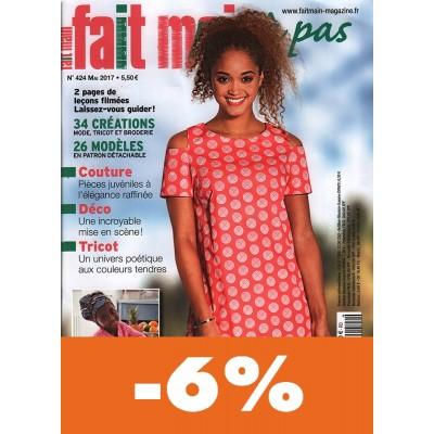 abonnement fait main pas cher mag24 magazine discount. Black Bedroom Furniture Sets. Home Design Ideas