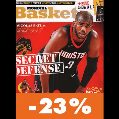 Abonnement mondial basket pas cher mag24 discount - Abonnement courrier international pas cher ...