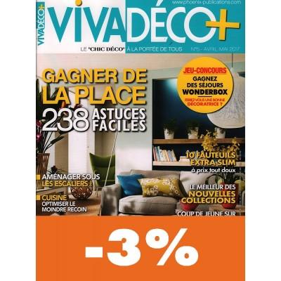 Viva D Co Abonnement Magazine Pas Cher Mag24
