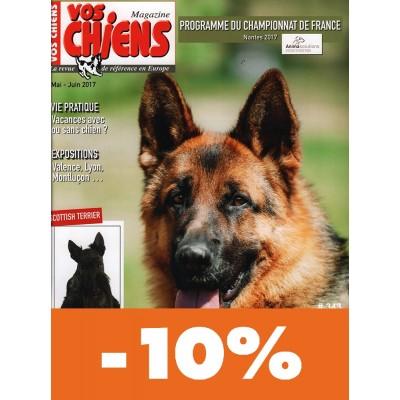 abonnement vos chiens magazine pas cher mag24. Black Bedroom Furniture Sets. Home Design Ideas