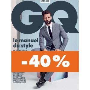 GQ Manuel du Style 2n°/an
