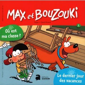 Max et Bouzouki