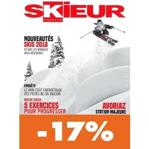 Skieur Magazine avec Hors-série Skieur Racing