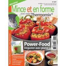 Mince et en Forme avec votre Thermomix®