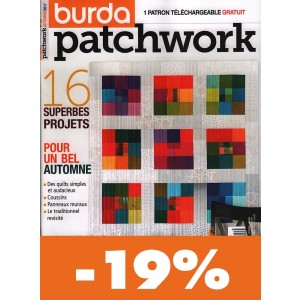 Burda Patchwork