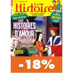 Histoire Junior
