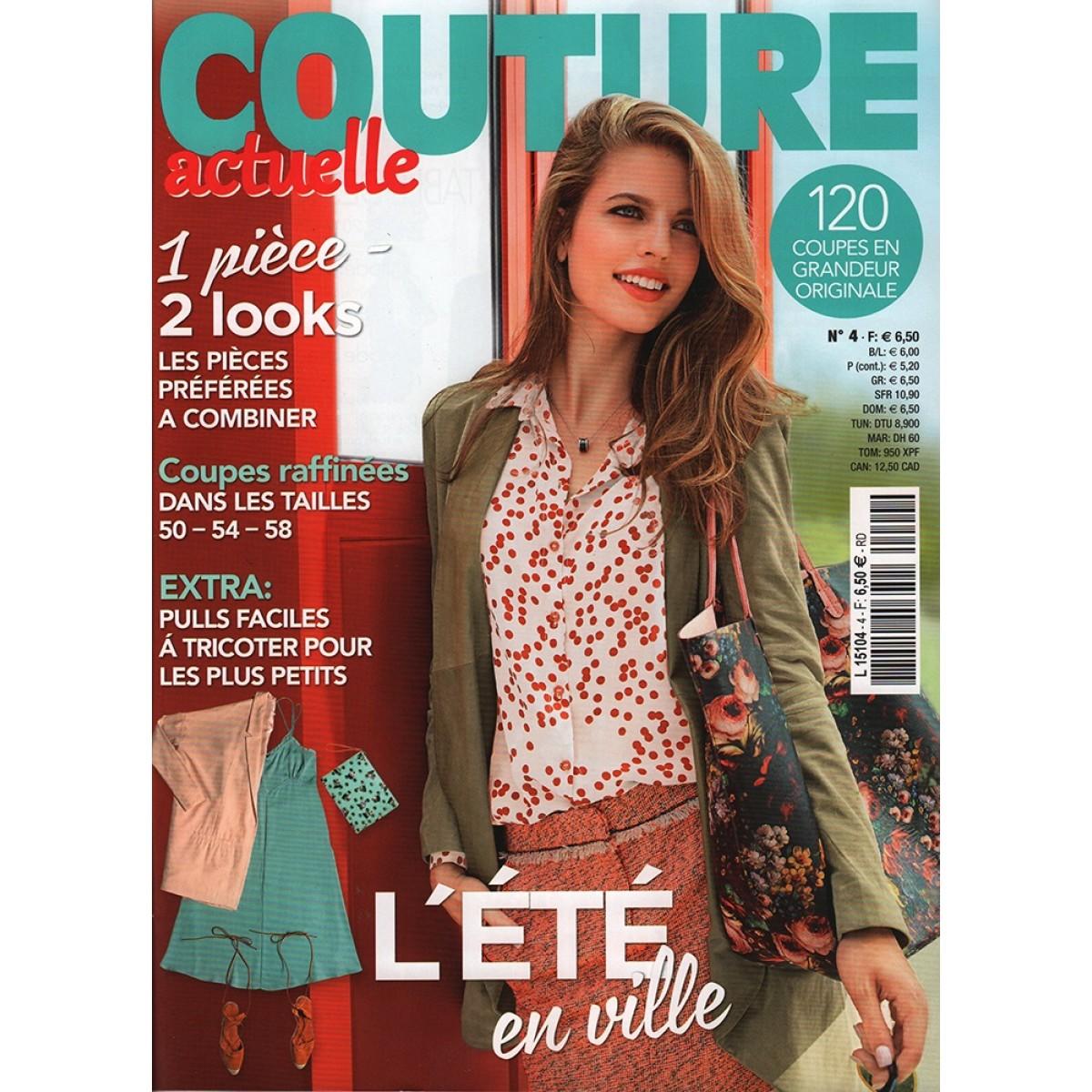 Abonnement couture actuelle pas cher mag24 discount - Abonnement cuisine actuelle pas cher ...