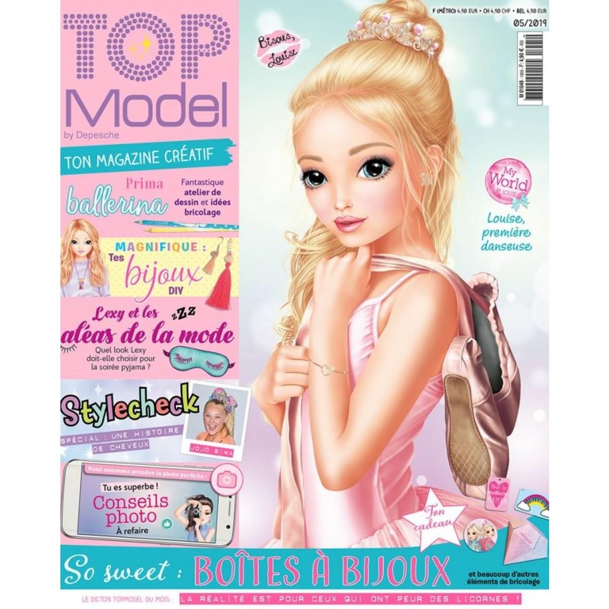 Top Model Abonnement Magazine Pas Cher Mag24