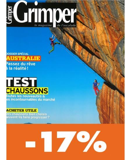 Grimper Magazine