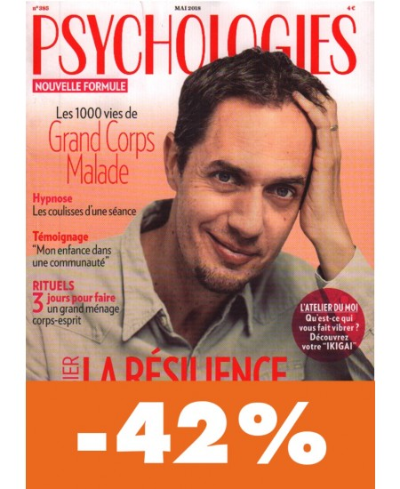 Psychologies Magazine version poche