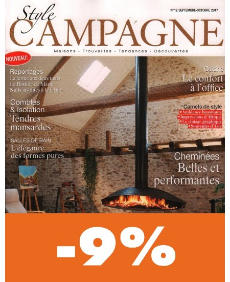Style campagne