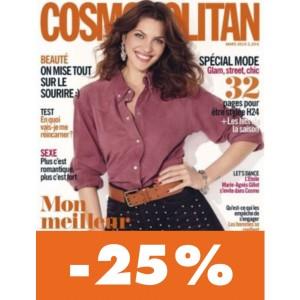 Cosmopolitan version poche
