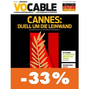 Vocable allemand
